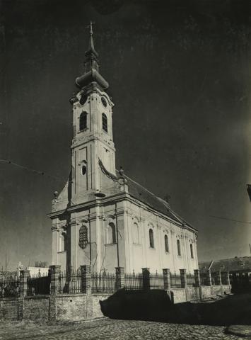 A bajai Szent Miklós görögkeleti szerb templom