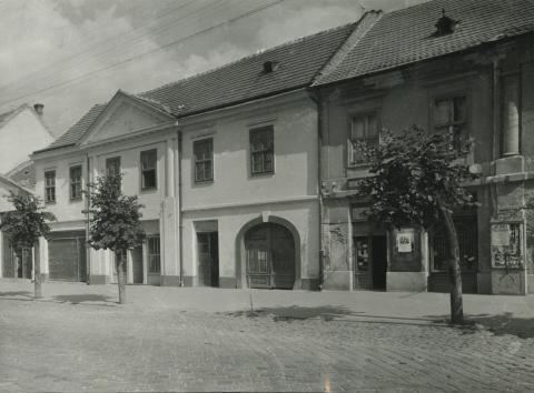 A balassagyarmati Rákóczi fejedelem út 39. szám alatti lakóház