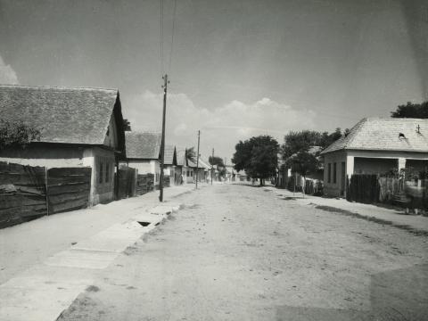 A balassagyarmati Árpád utca