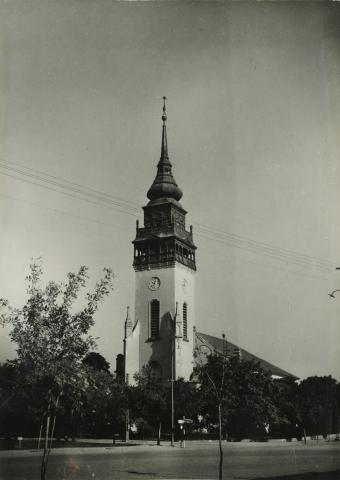 A nagykőrösi református templom