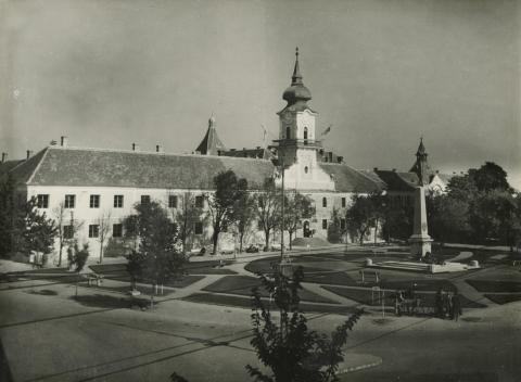 Nagykőrös, egykori Tanácsház