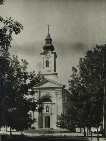 Nagykőrös, római katolikus templom