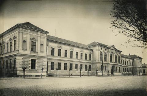 Nyíregyháza, Luther téri evangélikus iskola
