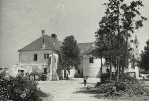 Kastély Gyulakeszin