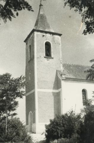 A kékkúti római katolikus templom