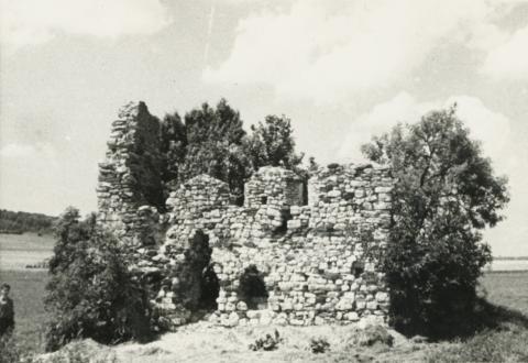 Templomrom Kisdörgicsén