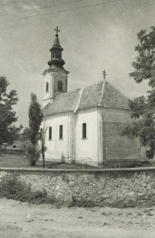 A köveskáli római katolikus templom