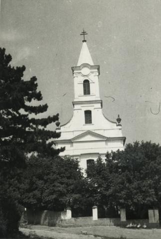 A mindszentkállai római katolikus templom