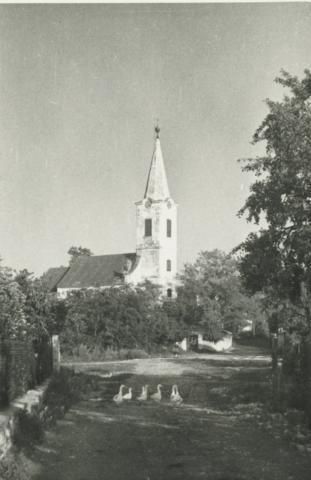 A monoszlói református templom