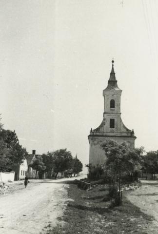 A barnagi református templom