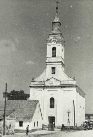 A barnagi római katolikus templom