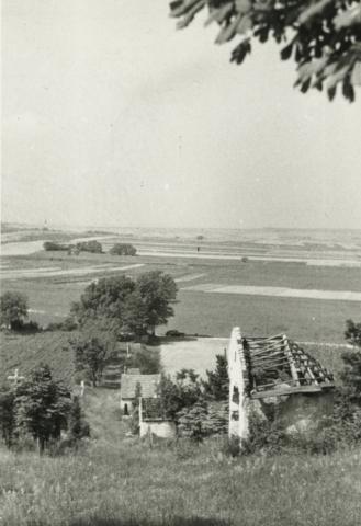 Kálváriadomb Barnagon
