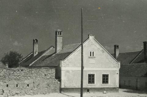 A barnagi Fő utca 68. szám alatti lakóház 1898-ból