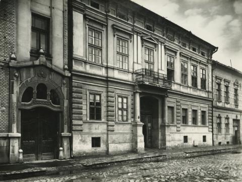 A szegedi Dugonics utca 26. lakóháza