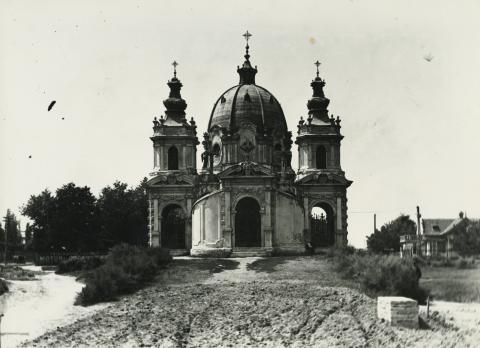 Az egykori szegedi Kálvária kápolna