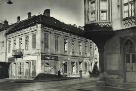 A szegedi Kelemen utca 2. lakóháza