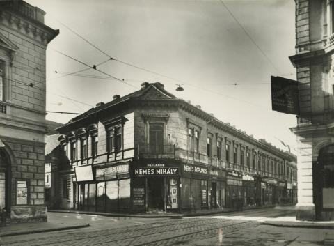 A szegedi Kelemen utca 7. lakóháza