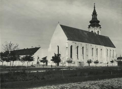 Szeged-Alsóvárosi Havi Boldogasszony-templom