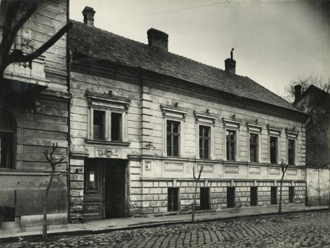 A szegedi Polgár utca 18. számú lakóháza