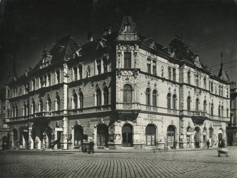 A szegedi Milkó-palota