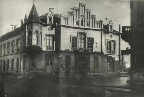 A szegedi Fekete-ház