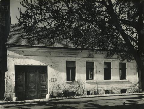 A szegedi Somogyi utca 16. számú lakóház