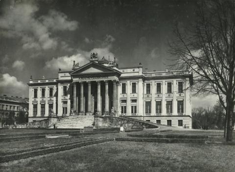 A szegedi Kultúrpalota, ma Móra Ferenc Múzeum