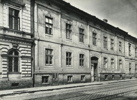 A szegedi Zrinyi utca 3. számú lakóháza