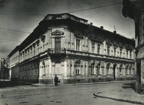 A szegedi Zrínyi utca 5. lakóháza