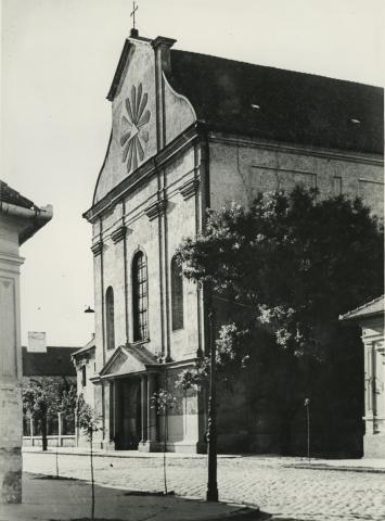 Szeged-Felsővárosi Szent Miklós Plébániatemplom