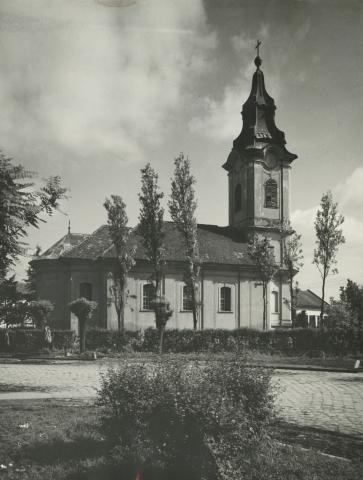 A békési román ortodox templom
