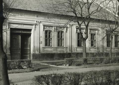 A békési Petőfi Sándor utca 12. szám alatti lakóház