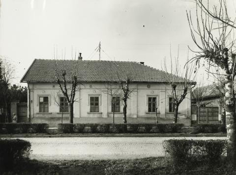 A békési Petőfi Sándor utca 28. szám alatti lakóház