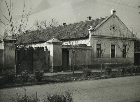 A békési Petőfi Sándor utca 40. szám alatti lakóház