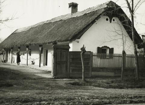 A békési Petőfi Sándor utca 112. szám alatti parasztház