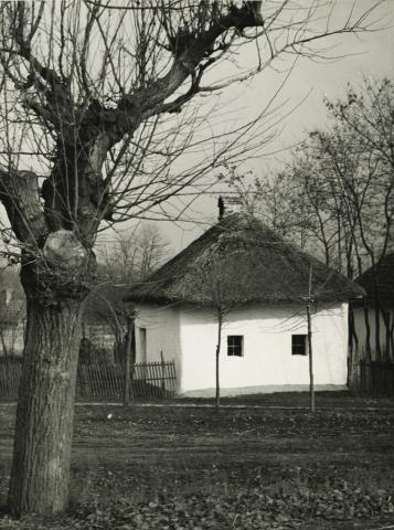 A békési Petőfi Sándor utca és Raktár utca sarkán álló cédulaház