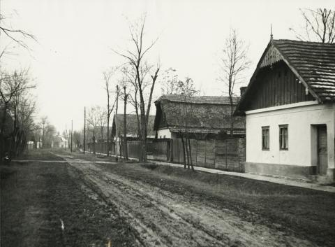 A békési Teleki László utca