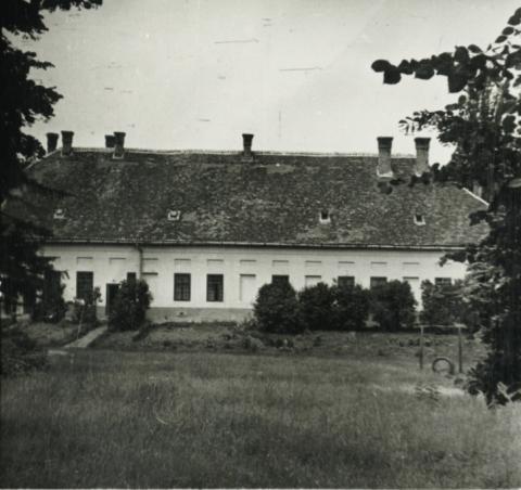 Balatonboglár, Bárány-kúria