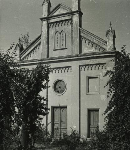 Balatonboglár, Erzsébet királyné utcai zsinagóga