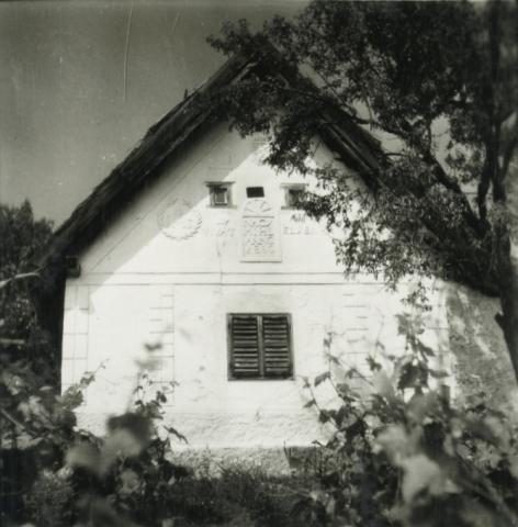 Becehegy, Présház 1860-ból