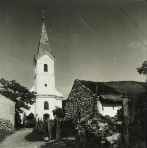Balatonakali, római katolikus templom
