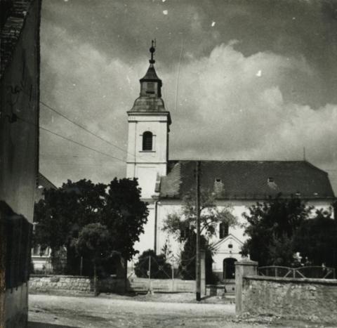Csopak, Református templom