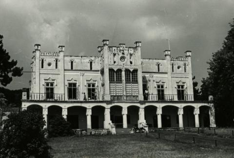 Csopak, Ranolder-kastély