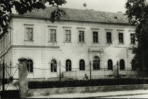 Fonyód, Járási tanácsház