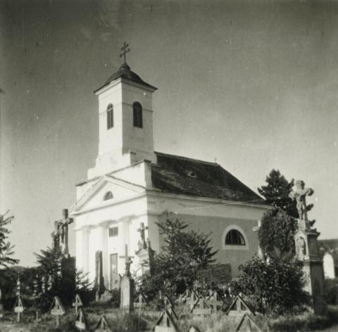 Gyenesdiás, Szent Ilona temetőkápolna