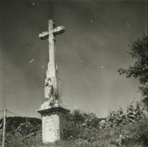 Balatongyörök, Feszület