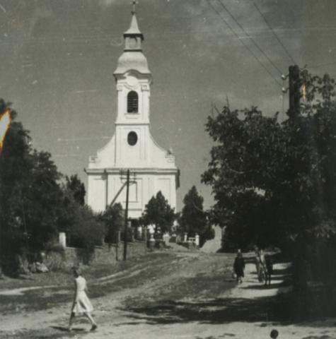 Balatonkenese, római katolikus templom