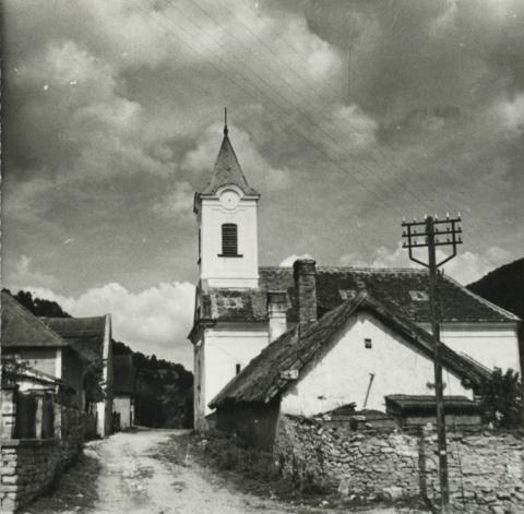 Balatonarácsi római katolikus templom
