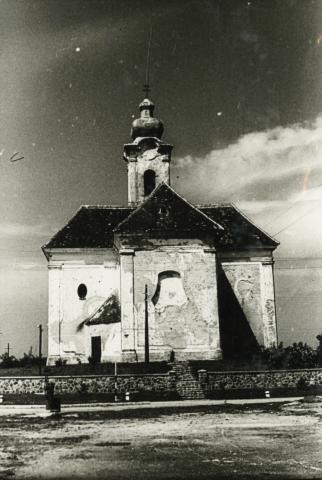 Balatonkeresztúri Szent Kereszt felmagasztalása római katolikus templom