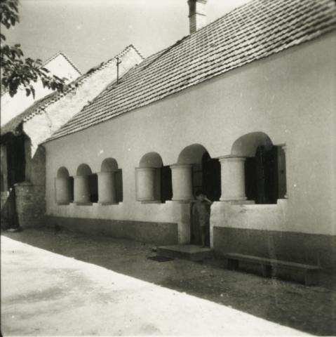 Balatonarácsi óvoda épülete